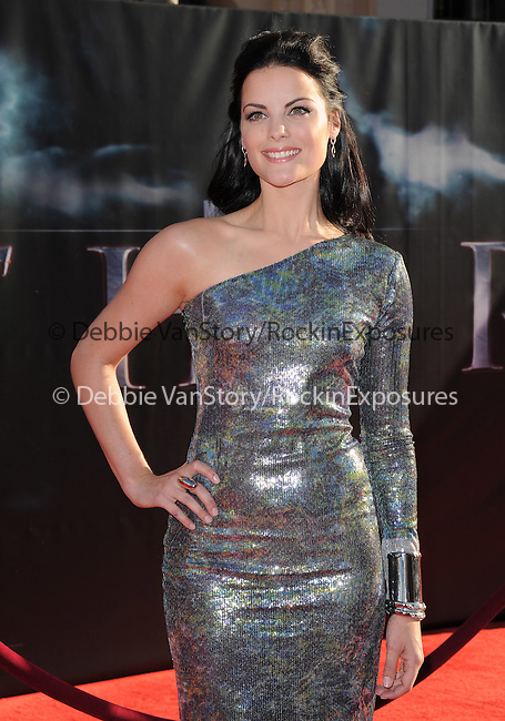 Jamie Alexander at The Marvel Studios Premiere of THOR held at The El Capitan Theatre in Hollywod, California on May 02,2011                                                                               © 2010 Hollywood Press Agency