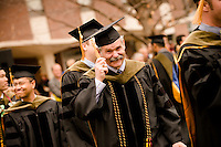 Commencement, Spring 2013