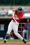 10 March 2006: Josh Anderson, outfielder for the Houston Astros, at bat during a Spring Training game against the Washington Nationals. The Astros defeated the Nationals 8-6 at Osceola County Stadium, in Kissimmee, Florida...Mandatory Photo Credit: Ed Wolfstein..