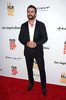 "17 June 2017 - Culver City, California - Juan Pablo Raba. ""Shot Caller"" Premiere during the 2017 Los Angeles Film Festival. Photo Credit: F. Sadou/AdMedia"