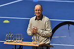 04.01.2018, Estrel Congress Center, Berlin, GER,  Internationaler DTB Tenniskongress 2019 <br /> <br /> im Bild Matthias Stach referiert<br /> <br /> Foto &copy; nordphoto/Mauelshagen