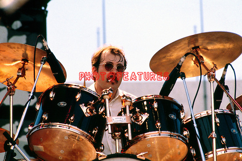 Cheap Trick 1980 Bun E Carlos Summer Blowout at the Coliseum<br /> &copy; Chris Walter
