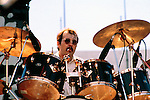 Cheap Trick 1980 Bun E Carlos Summer Blowout at the Coliseum<br /> &copy; Chris Walter