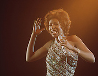 Aretha Franklin  is an American singer, songwriter and pianist commonly referred to as The Queen of Soul. © RTKent / MediaPunch