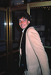 Barry Manilow.Attending the New Broadway Musical hit DREAMGIRLS at the Imperial Theater, New York City..March 1982.