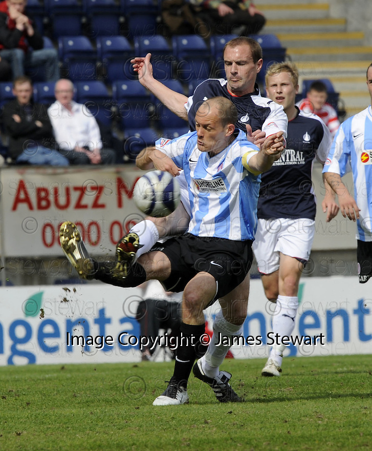24/04/2010   Copyright  Pic : James Stewart.sct_jsp007_falkirk_v_hamilton  .::  ALEX NEIL HOLDS OFF COLIN HEALY ::  .James Stewart Photography 19 Carronlea Drive, Falkirk. FK2 8DN      Vat Reg No. 607 6932 25.Telephone      : +44 (0)1324 570291 .Mobile              : +44 (0)7721 416997.E-mail  :  jim@jspa.co.uk.If you require further information then contact Jim Stewart on any of the numbers above.........