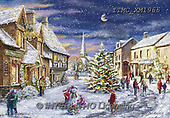 Marcello, CHRISTMAS LANDSCAPES, WEIHNACHTEN WINTERLANDSCHAFTEN, NAVIDAD PAISAJES DE INVIERNO, paintings+++++,ITMCXM1966,#XL# ,marketplace