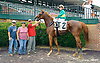 Lucky Long winning at Delaware Park on 8/25/16