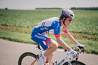defending champion Arnaud D&eacute;mare (FRA/Groupama-FDJ)<br /> <br /> 98th Brussels Cycling Classic 2018<br /> One Day Race:  Brussels &gt; Brussels (201km)