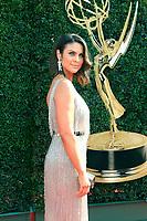 PASADENA - APR 29: Nadja Bjorlin at the 45th Daytime Emmy Awards Gala at the Pasadena Civic Center on April 29, 2018 in Pasadena, California