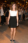 Marta Etura attends the party of Nike and Roberto Tisci at the Casino in Madrid, Spain. September 15, 2014. (ALTERPHOTOS/Carlos Dafonte)