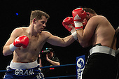 Fight Night Esbjerg. Peter Gram (Denmark) vs Josip Jalusic (Croatia)(Photo:Thomas Sjoerup ©)