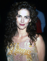 Kim Delaney, 1992, Photo By Michael Ferguson/PHOTOlink
