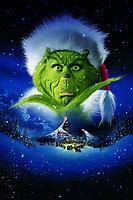 How the Grinch Stole Christmas (2000) <br /> Promotional art with Jim Carrey<br /> *Filmstill - Editorial Use Only*<br /> CAP/KFS<br /> Image supplied by Capital Pictures