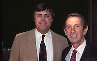 Lou Piniella & Billy Martin 1987 by<br />
