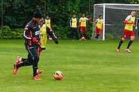 SAO PAULO, SP, 26 DE JULHO DE 2013. TREINO SPFC. o time  do São Paulo Futebol Clube durante treino no Centro de Treinamento na Barra Funda, zona oeste da capital paulista.  FOTO ADRIANA SPACA/BRAZIL PHOTO PRESS.