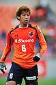 Takuya Aoki (Ardija),.APRIL 7, 2012 - Football / Soccer :.2012 J.League Division 1 match between Omiya Ardija 0-3 Cerezo Osaka at NACK5 Stadium Omiya in Saitama, Japan. (Photo by AFLO)