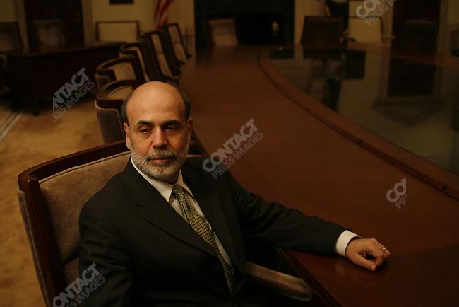 Ben S. Bernanke, Chairman of the Federal Reserve. Washington, D.C., July 2006