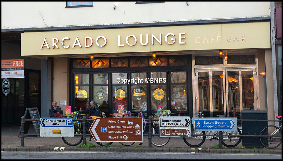 BNPS.co.uk (01202 558833)<br /> Pic:  RogerArbon/BNPS<br /> <br /> Arcado Lounge.<br /> <br /> A retirement town that is overspilling with coffee shops is to get its 15th after officials lost their bid to put a lid on them.<br /> <br /> Councillors in Christchurch, Dorset, refused a Coffee#1 permission to take over an empty shop because the town had too many cafes.<br /> <br /> But the national chain appealed the decision and have won their case.<br /> <br /> It means there will now be 15 coffee shops in a 500 metre stretch of the High Street - or one every 33 metres.