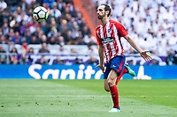 Atletico de Madrid Juanfran Torres during La Liga match between Real Madrid and Atletico de Madrid at Santiago Bernabeu Stadium in Madrid, Spain. April 08, 2018. (ALTERPHOTOS/Borja B.Hojas) /NortePhoto NORTEPHOTOMEXICO