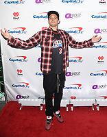 PHILADELPHIA, PA - DECEMBER 05: G-Eazy attends Q102's Jingle Ball 2018 at Wells Fargo Center on December 5, 2018 in Philadelphia, Pennsylvania. <br /> CAP/MPI/IS<br /> &copy;IS/MPI/Capital Pictures