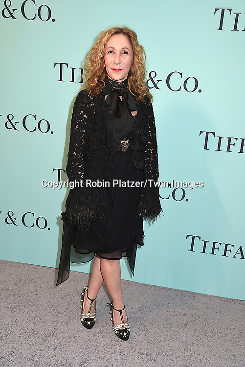 Reem Acra attends the Tiffany &amp; Co 2017 Blue Book Collection on April 21, 2017 at St Ann's Warehouse in Brooklyn, New York, USA.<br /> <br /> photo by Robin Platzer/Twin Images<br />  <br /> phone number 212-935-0770