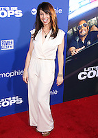 "HOLLYWOOD, LOS ANGELES, CA, USA - AUGUST 07: Natasha Leggero at the Los Angeles Premiere Of 20th Century Fox's ""Let's Be Cops"" held at ArcLight Cinemas Cinerama Dome on August 7, 2014 in Hollywood, Los Angeles, California, United States. (Photo by Xavier Collin/Celebrity Monitor)"