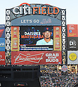 Daisuke Matsuzaka (Mets),<br /> AUGUST 23, 2013 - MLB :<br /> The screen shows the picture of Daisuke Matsuzaka of the New York Mets during the Major League Baseball game against the Detroit Tigers at Citi Field in Flushing, New York, United States. (Photo by AFLO)