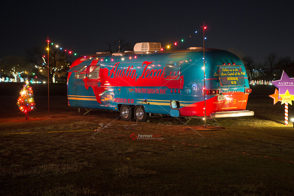 Zilker Park Trail of Lights is The Spirit of Christmas in Austin, Texas community and culture of this great city