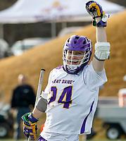 03-31-18 Stony Brook at UAlbany NCAA Men's Lacrosse