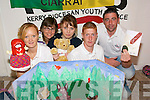 HELPING HAND: Members of the KDYS South West Kerry who hosted 1,000 American young people as part of the 'People to People' Student Ambassador's programme based in Cahersiveen. . L/r. Lisa O'Donoghue, Anne Murphy, Anna Cournane, Paul Mulvihill and Fergal O'Connell   Copyright Kerry's Eye 2008