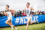 _E1_9150<br /> <br /> 16X-CTY Nationals<br /> <br /> Men's Team finished 7th<br /> Women's team finished 10th<br /> <br /> LaVern Gibson Cross Country Course<br /> Terre Houte, IN<br /> <br /> November 19, 2016<br /> <br /> Photography by: Nathaniel Ray Edwards/BYU Photo<br /> <br /> &copy; BYU PHOTO 2016<br /> All Rights Reserved<br /> photo@byu.edu  (801)422-7322<br /> <br /> 9150