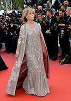 Jane Fonda at the gala screening for &quot;BLACKKKLANSMAN&quot; at the 71st Festival de Cannes, Cannes, France 14 May 2018<br /> Picture: Paul Smith/Featureflash/SilverHub 0208 004 5359 sales@silverhubmedia.com