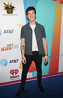 LOS ANGELES, CA - JUNE 2: Shawn Mendes at iHeartRadio Wango Tango by AT&amp;T at Banc of California Stadium in Los Angeles, California on June 2, 2018. <br /> CAP/MPI/FS<br /> &copy;FS/MPI/Capital Pictures
