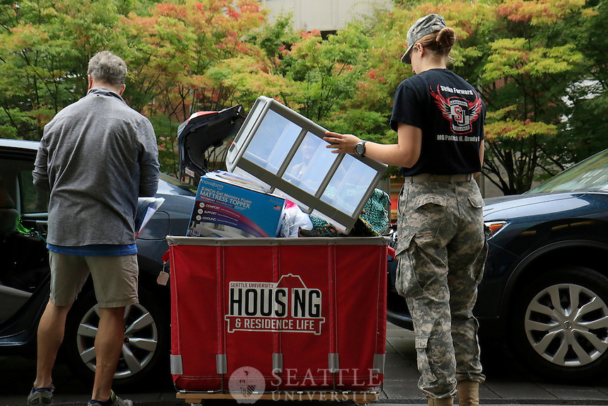 September 17th, Move-in Day