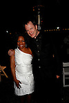 May 14, 2010:  Stephanie Mills and Bill Dudley after she performed at the 'Rhythm on the Vine' charity event to benefit Shriners Children Hospital held at  the South Coast Winery Resort & Spa in Temecula, California..Photo by Nina Prommer/Milestone Photo
