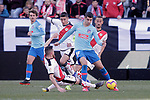 Atletico de Madrid's Alvaro Morata during La Liga match. February 16,2019. (ALTERPHOTOS/Alconada)