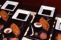 Vereinigte arabische Emirate (VAE, UAE), Essen, Sushi