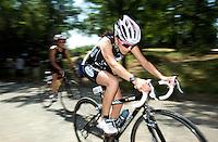 05 JUN 2010 - MADRID, ESP - Esther Antunez Diaz - Spanish Age Group Triathlon Championships (PHOTO (C) NIGEL FARROW)
