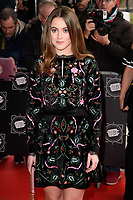 Lauren McQueen arriving for TRIC Awards 2018 at the Grosvenor House Hotel, London, UK. <br /> 13 March  2018<br /> Picture: Steve Vas/Featureflash/SilverHub 0208 004 5359 sales@silverhubmedia.com
