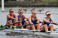 Women's Fours - Henley Qualifiers 2017