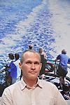 David Vann, American writer, September 13, 2014.