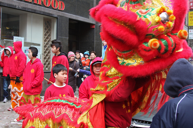 Chinese New Year's Celebration, Boston, MA