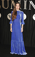 Birdy (Jasmine Lucilla Elizabeth Jennifer van den Bogaerde) at the Luminous BFI gala dinner &amp; auction, The Guildhall, Gresham Street, London, England, UK, on Tuesday 03 October 2017.<br /> CAP/CAN<br /> &copy;CAN/Capital Pictures