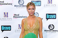 Joanna Krupa attends Real Housewives of Miami Season 3 VIP Premiere Party, at Lou La Vie, Miami, FL, on August 6, 2013