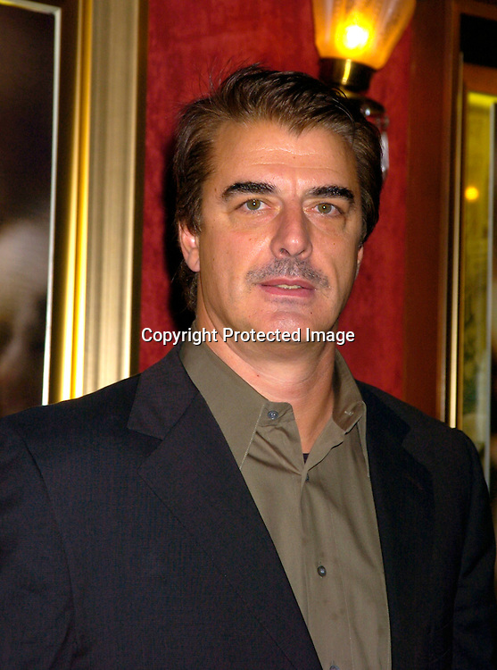 "Chris Noth ..at The New York Premiere of "" Alfie"" on October 18, 2004 ..at The Ziegfeld Theatre. ..Photo by Robin Platzer, Twin Images"