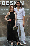 Inés de León (l) and Sergio attends third anniversary of Icon Design on June 27, 2019 in Madrid, Spain.(ALTERPHOTOS/ItahisaHernadez)