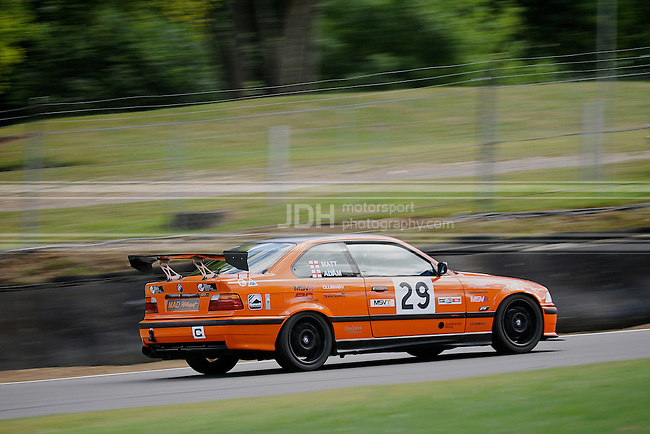 Adam McKeever/Matthew Weymouth - MAD Motorsport BMW 328i Coupe