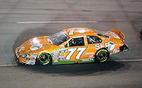 May 1, 2009; Richmond, VA, USA; NASCAR Nationwide Series driver Peyton Sellers during the Lipton Tea 250 at the Richmond International Raceway. Mandatory Credit: Mark J. Rebilas-