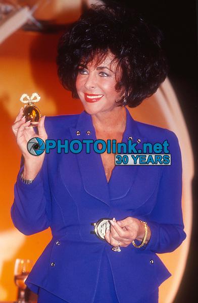 Elizabeth Taylor 1991<br /> John Barrett/PHOTOlink.net